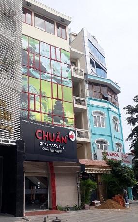 Cho thuê nhà đường Trần Quốc Hoàn Quận Tân Bình