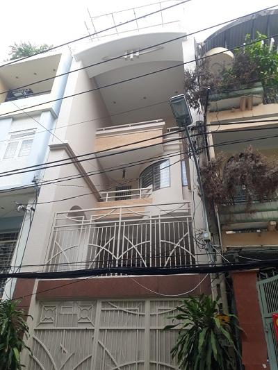 Cho thuê nhà đường Trường Chinh Quận Tân Bình