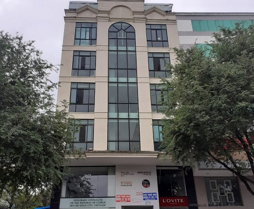 Cho thuê nhà đường Trương Định phường 8 quận 3