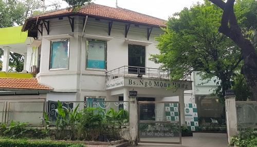 Cho thuê nhà đường Trương Định quận 3 phường 6