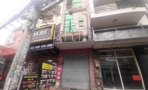Cho thuê nhà đường Vạn Kiếp quận Bình Thạnh