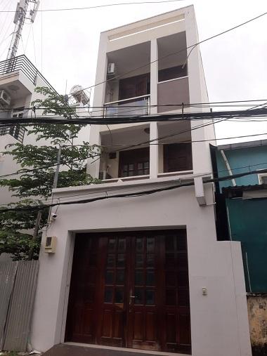 Cho thuê nhà đường Võ Oanh D3 quận bình thạnh