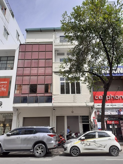 Cho thuê nhà đường Võ Văn Tần Phường 5 Quận 3