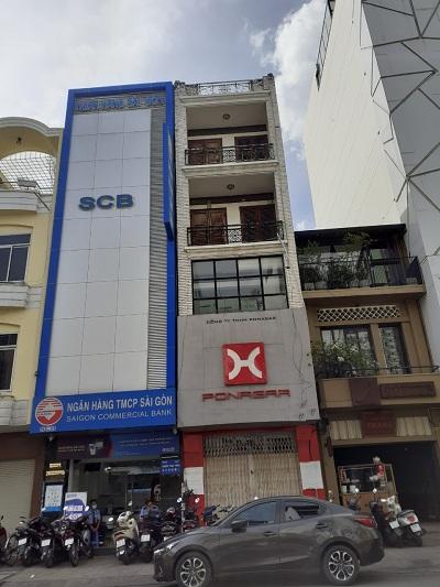 Cho thuê nhà đường Võ Văn Tần Quận 3