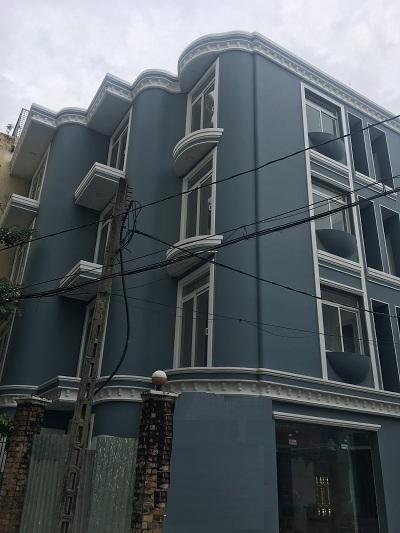 Cho thuê nhà đường Vũ Huy Tấn phường 3 quận Bình Thạnh