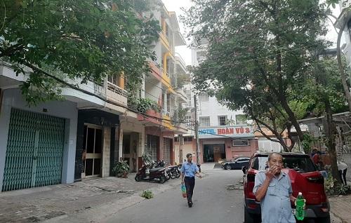 Cho thuê nhà đường Vũ Huy Tấn quận Bình Thạnh