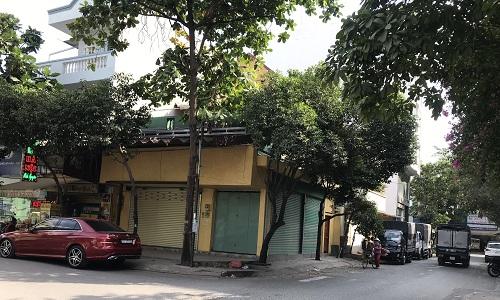 Cho thuê nhà góc 2 mặt tiền đường A4 quận Tân Bình