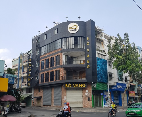 Cho thuê nhà góc 2 mặt tiền đường Phan Xích Long