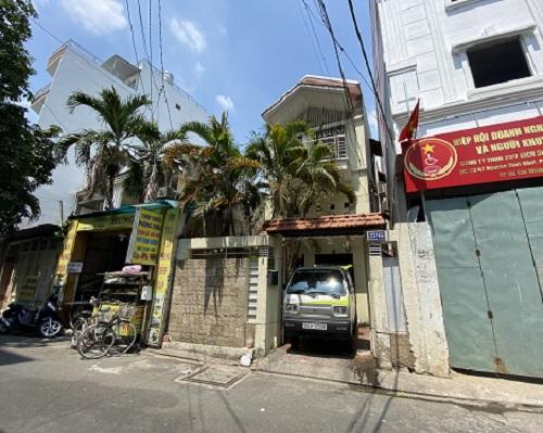 cho thuê nhà đường Nguyễn Đình Khơi