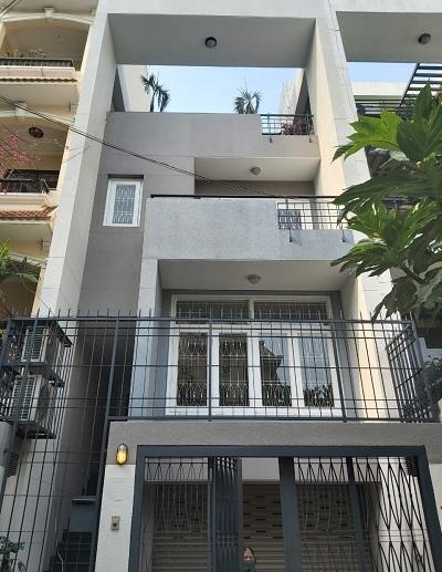 Cho thuê nhà khu biệt thự đường Huỳnh Lan Khanh Quận Tân Bình có bảo vệ 24/24