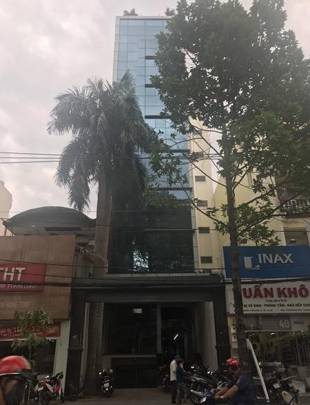 Cho thuê nhà mặt bằng mặt tiền đường Tô Hiến Thành quận 10