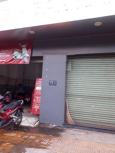 Cho thuê nhà mặt tiền Cộng Hoà quận Tân Bình