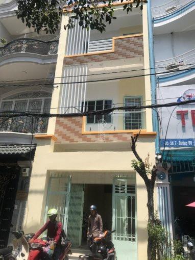 Cho thuê nhà mặt tiền đường B6, cho thuê nhà khu k300