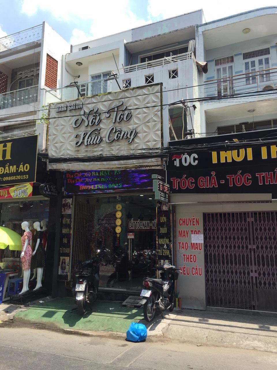 Cho thuê nhà mặt tiền đường Ba Hạt phường 9 quận 10