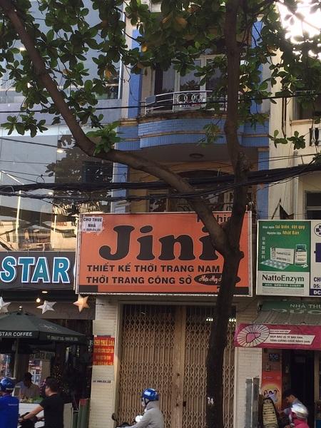 Cho thuê nhà mặt tiền đường Bình Giã , quận Tân Bình