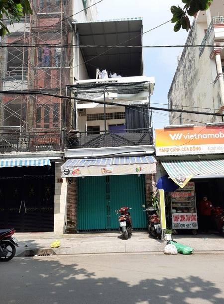 Cho thuê nhà mặt tiền đường Bùi Đình Tuý quận Bình Thạnh