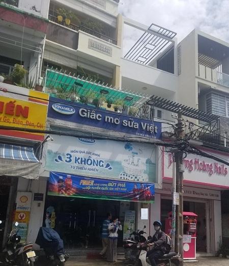 Cho thuê nhà mặt tiền đường Bùi Đình Tuý, thuê nhà quận Bình Thạnh