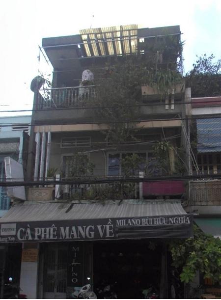 Cho thuê nhà mặt tiền đường Bùi Hữu Nghĩa, cho thuê nhà quận Bình Thạnh