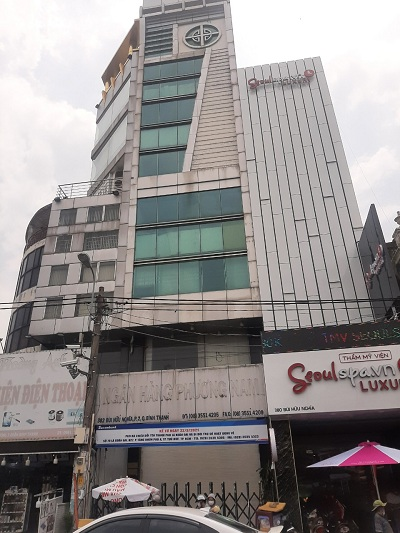 Cho thuê nhà mặt tiền đường Bùi Hữu Nghĩa, Phường 2, Quận Bình Thạnh
