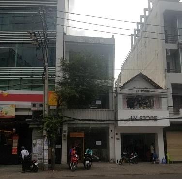 Cho thuê nhà mặt tiền đường D2 quận Bình Thạnh