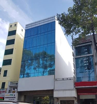 Cho thuê tòa nhà mặt tiền đường D5 quận Bình Thạnh