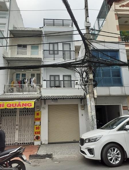 Cho thuê nhà mặt tiền đường Đặng Văn Ngữ, cho thuê nhà quận Phú Nhuận
