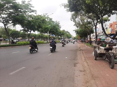 Cho thuê nhà mặt tiền đường Điện Biên Phủ, Phường 15, Quận Bình Thạnh
