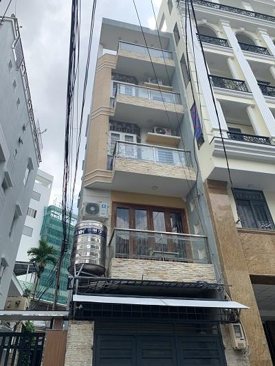 Cho thuê nhà mặt tiền đường Đồng Xoài, Phường 13, Quận Tân Bình