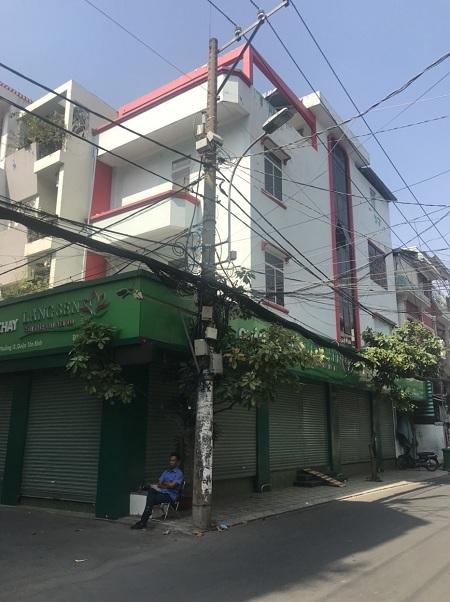 Nhà 19x7m2 60tr/tháng có thể hợp đồng dài hạn quận Tân Bình