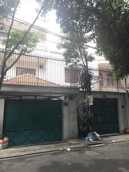 Cho thuê nhà mặt tiền đường Hát Giang, cho thuê nhà Tân Bình