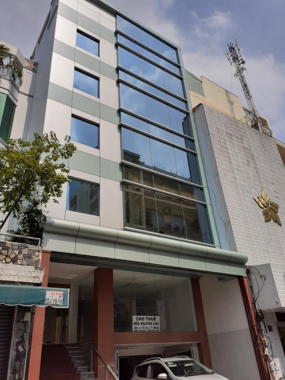 Cho thuê nhà mặt tiền đường Hồ Xuân Hương quận 3