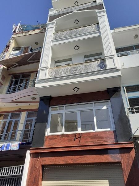 Cho thuê nhà mặt tiền đường Hoa Đào, quận Phú Nhuận