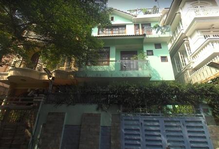 Cho thuê nhà mặt tiền đường Hoa Lan quận Phú Nhuận