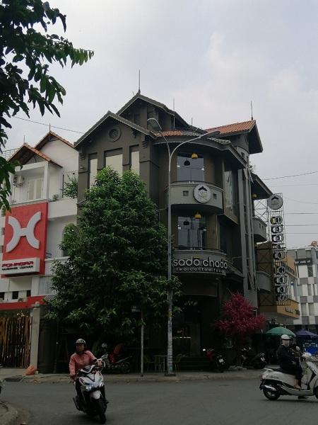 Cho thuê nhà góc 2 mặt tiền đường Hoa Lan, quận Phú Nhuận