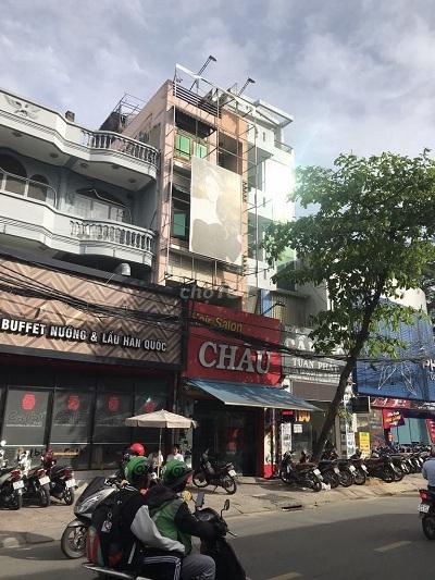 Cho thuê nhà mặt tiền đường Hoàng Hoa Thám, Phường 12, Quận Tân Bình