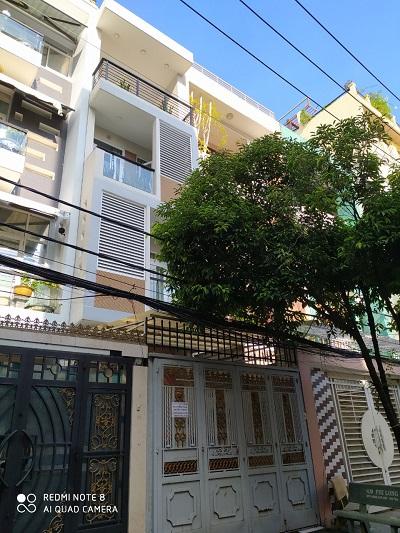 Cho thuê nhà mặt tiền đường Hoàng Hoa Thám quận tân bình
