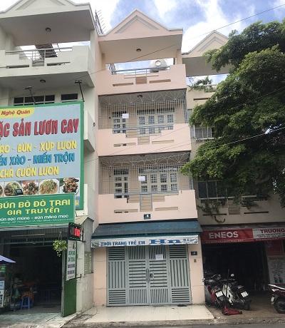 Cho thuê nhà mặt tiền đường Hoàng Kế Viên khu k300