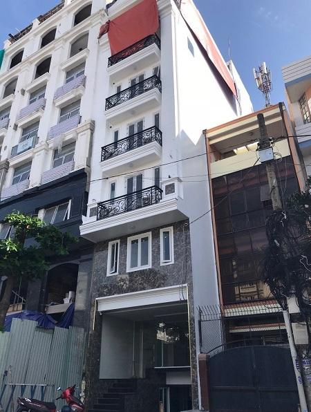 Cho thuê nhà mặt tiền đường Hồng Hà quận Tân Bình