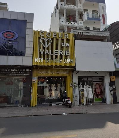 Cho thuê nhà mặt tiền đường Lê Văn Sỹ, cho thuê nhà quận phú nhuận