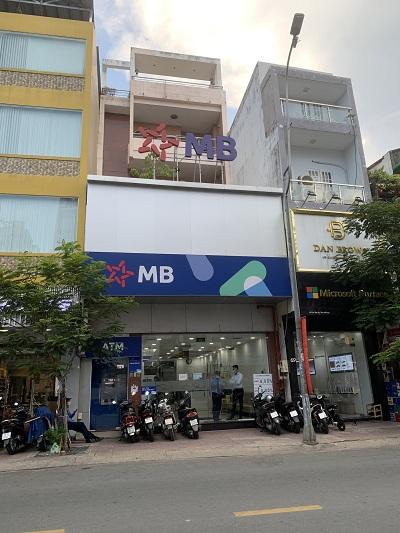 Cho thuê nhà mặt tiền đường Lê Văn Sỹ, Phường 14, Quận Phú Nhuận