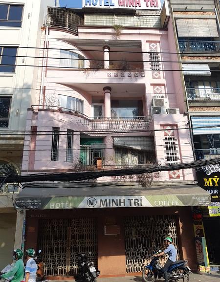 Cho thuê nhà mặt tiền đường Ngô Quyền quận 10