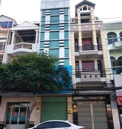 Cho thuê nhà mặt tiền đường Nguyễn Hồng Đào