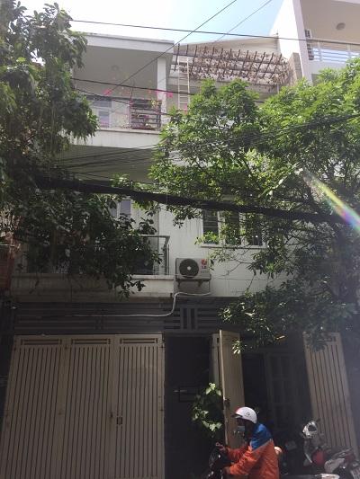 Cho thuê nhà mặt tiền đường Nguyễn Minh Hoàng khu k300