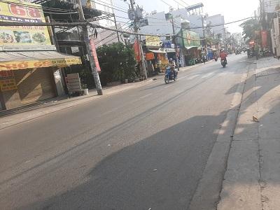 Cho thuê nhà mặt tiền đường Nguyễn Ngọc Phương, Phường 19, Quận Bình Thạnh