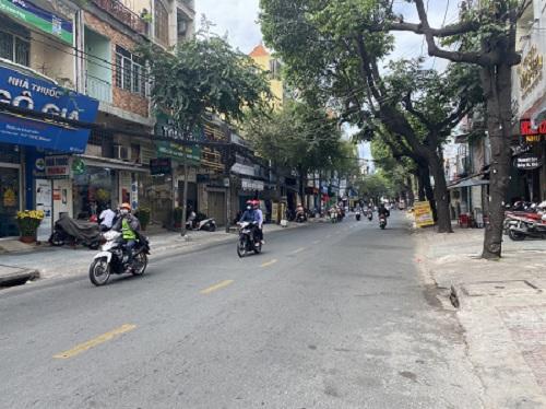 cho thuê nhà mặt tiền đường NGuyễn Thái Bình