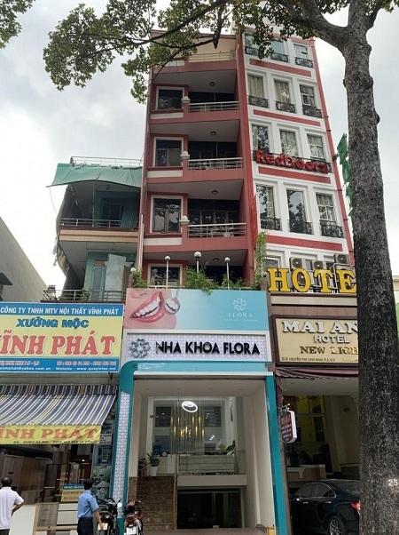Cho thuê nhà mặt tiền đường Nguyễn Thị Minh Khai quận 3