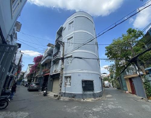 Cho thuê nhà mặt tiền đường Nguyễn Văn Mại