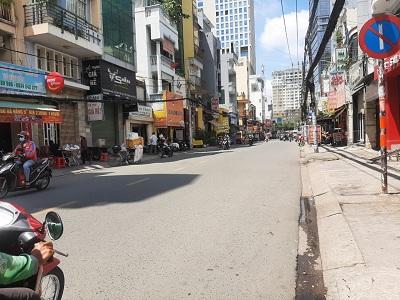 Cho thuê nhà mặt tiền đường Nơ Trang Long, Phường 12, Quận Bình Thạnh