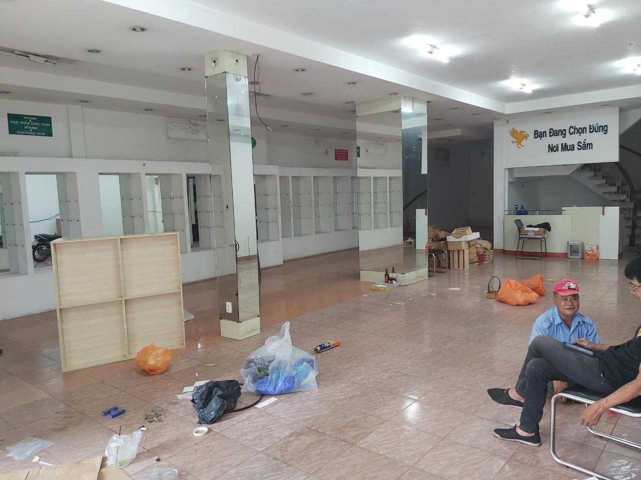Cho thuê nhà mặt tiền đường Phạm Cự Lượng Phường 2 quận Tân Bình