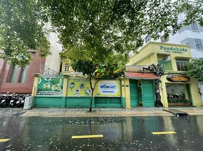 Cho thuê nhà mặt tiền đường Phan Kế Bính, Đa Kao, Quận 1